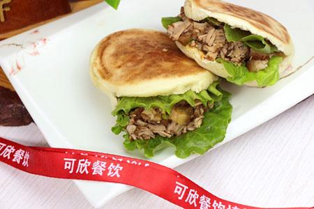 肉夹馍培训 肉夹馍技术 陕西传统肉夹馍技术培训