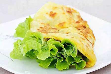 鸡蛋灌饼培训 鸡蛋灌饼技术 特色传统河南信阳鸡蛋灌饼技术培训