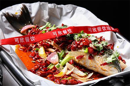 纸上烤鱼技术培训 纸上烤鱼制作技术 鲜香烤鱼制作技术培训