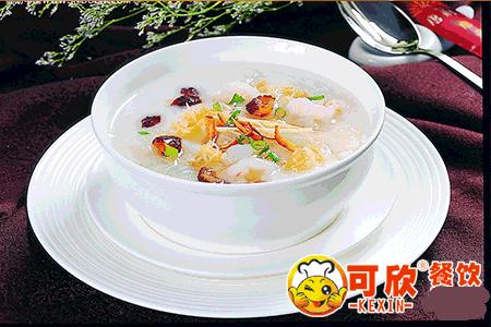 海鲜粥技术培训 海鲜粥制作技术培训 海鲜粥制作方法