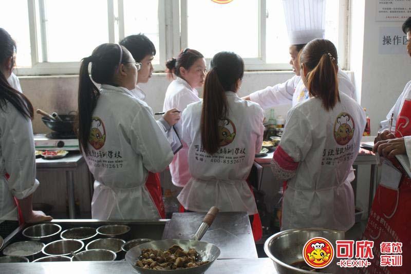 特色中餐培训
